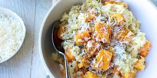 best butternut squash risotto with rosemary and parmesan recipe