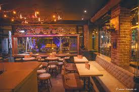 Steam Punk Interior Design Kaffeine Café Bistro Greece 6th Sense Interiors Design