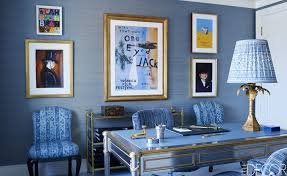 How To Decorate A Large Wall by 24 Best Blue Rooms Ideas For Decorating With Blue