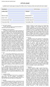 rental lease agreement word template free commercial rental lease agreement templates pdf word