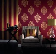 20 modern retro wallpaper for interior that will upgrade the