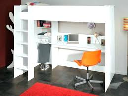 lit mezzanine avec bureau et rangement lit mezzanine promo lit superpose promo lit mezzanine 140 avec