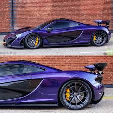 mclaren p1 purple carbon mclaren p1 supercar on instagram