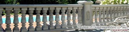Stone Banister Concrete Balusters At Affordable Price