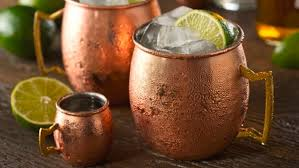 Nickel Poisoning Blindness Heads Up Moscow Mule Lovers That Copper Mug Could Be Poisoning