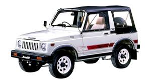 suzuki jimny sj410 suzuki jimny 1000 full metal door sj40 1982 u201384 youtube