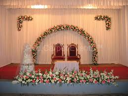 christian wedding planner baby naming ceremony floral backdrops search wedding