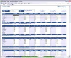 Timesheet Excel Template Monthly Timesheet Template For Excel