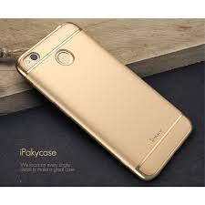 Redmi 4x Ipaky 3 In 1 For Xiaomi Redmi 4x Gold Gold Xiaomi