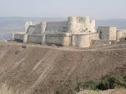 Krak Des Chevaliers by Crac Des Chevaliers U2013 Castle From Afar Matt U0026 Kate U0027s Travel Blog