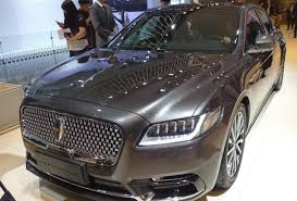 lincoln continental new lincoln continental launches in china but can it compete there