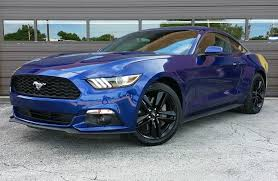 Black 2015 Mustang Test Drive 2015 Ford Mustang Ecoboost The Daily Drive