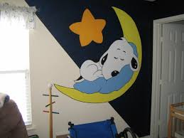 Snoopy Nursery Decor Bedroom Designs Awesome Snoopy Baby Room Decoration With Dolls