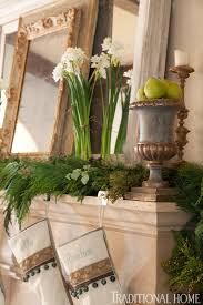 decorating mantels traditional home