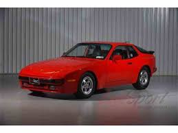 944 porsche for sale 1986 porsche 944 for sale on classiccars com 5 available