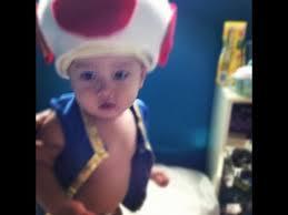 Toadette Halloween Costume Diy Toad Mario Costume