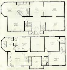 double storey floor plans two story house floor plans best of plan 1880 2 the bailey house