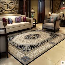 Bedroom Area Rug Large Size Carpet 200x250cm Carpets European Coffee Table Rugs And