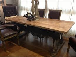 dining room french style kitchen table black french country