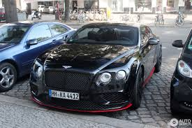 black and gold bentley bentley continental gt speed black edition 2016 10 september