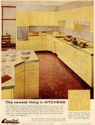 50s kitchen ideas kitchen styles tile kitchen floor 50s kitchen cabinets