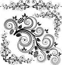 floral ornaments stock vector mtmmarek 10630411