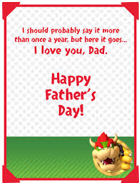 nintendo father u0027s day free printable ecard 2016 play nintendo