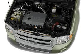Ford Escape Exhaust - ford escape concept 2011 detroit auto show automobile magazine