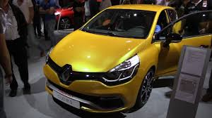 renault sport interior renault clio rs 2015 in depth review interior exterior youtube