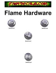 hardware decals and stickers chrome flathead bolt decals