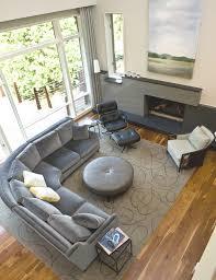 Family Room With Sectional Sofa Sacramento Best Sectional Sofa Family Room Transitional With