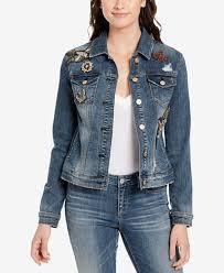 jean sweater jacket denim jackets for macy s
