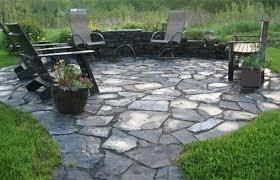 Slate Patio Designs Backyard Landscape Design Slate Landscape Designs Slate