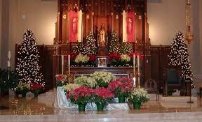 church decorations sanctuary at church