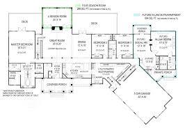 open home floor plans pepperwood ranch home plan open home floor plan