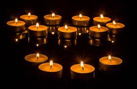 free photo lights tea lights candles light free image on