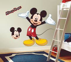 mickey mouse luau wallpaper wallpapersafari home disney mickey friends mickey mouse giant wall stickers