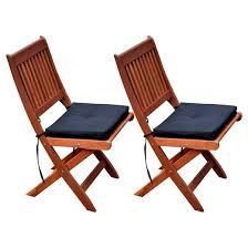 Folding Dining Chairs Miramar Hardwood Outdoor Folding Dining Set 5 Piece Cinnamon