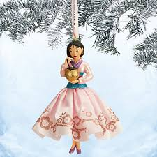 disney mulan sketchbook ornament 12 95 3 98 disney