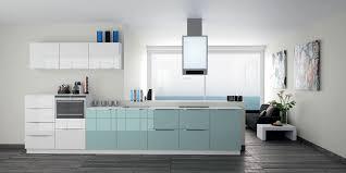 cuisine bleue et blanche cuisine bleu et blanc pas cher sur cuisine lareduc com