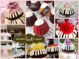 bundt cakes baby bundt cakes mini bundt cakes nothing bundt