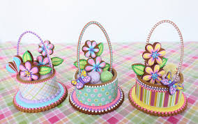 dessert baskets 3 d contoured basket cookies usher recipes for a sweet