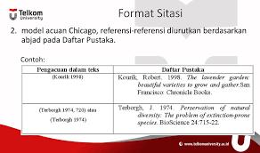 daftar pustaka merupakan format dari perumusan masalah dan literature review ppt download