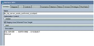 Create Temporary Table How To Create A Temp Table In Odi Interface Yellow Interface
