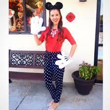 Minnie Mouse Costume Minnie Mouse Costume Ideas Popsugar Love U0026