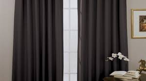 Noise Insulating Curtains Sound Proofing Your Home From Outside Noise Youtube Regarding