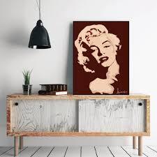popular portraits pop art buy cheap portraits pop art lots from unframed black pop art marilyn monroe portrait minimalism size30cmx40cm art wall paintings print with canvas home