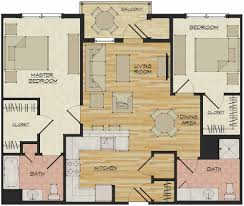floor plans for flats 2 bedroom apartments u2013 flats 520 u2013 north haven ct appartments