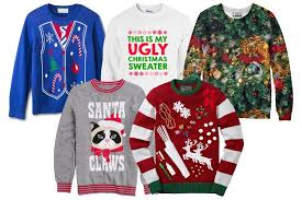 best ugly christmas sweaters teen vogue