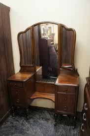 Antique Bedroom Vanity Antique Vanity With Mirror Art Deco Vanity Almost Perfect Home